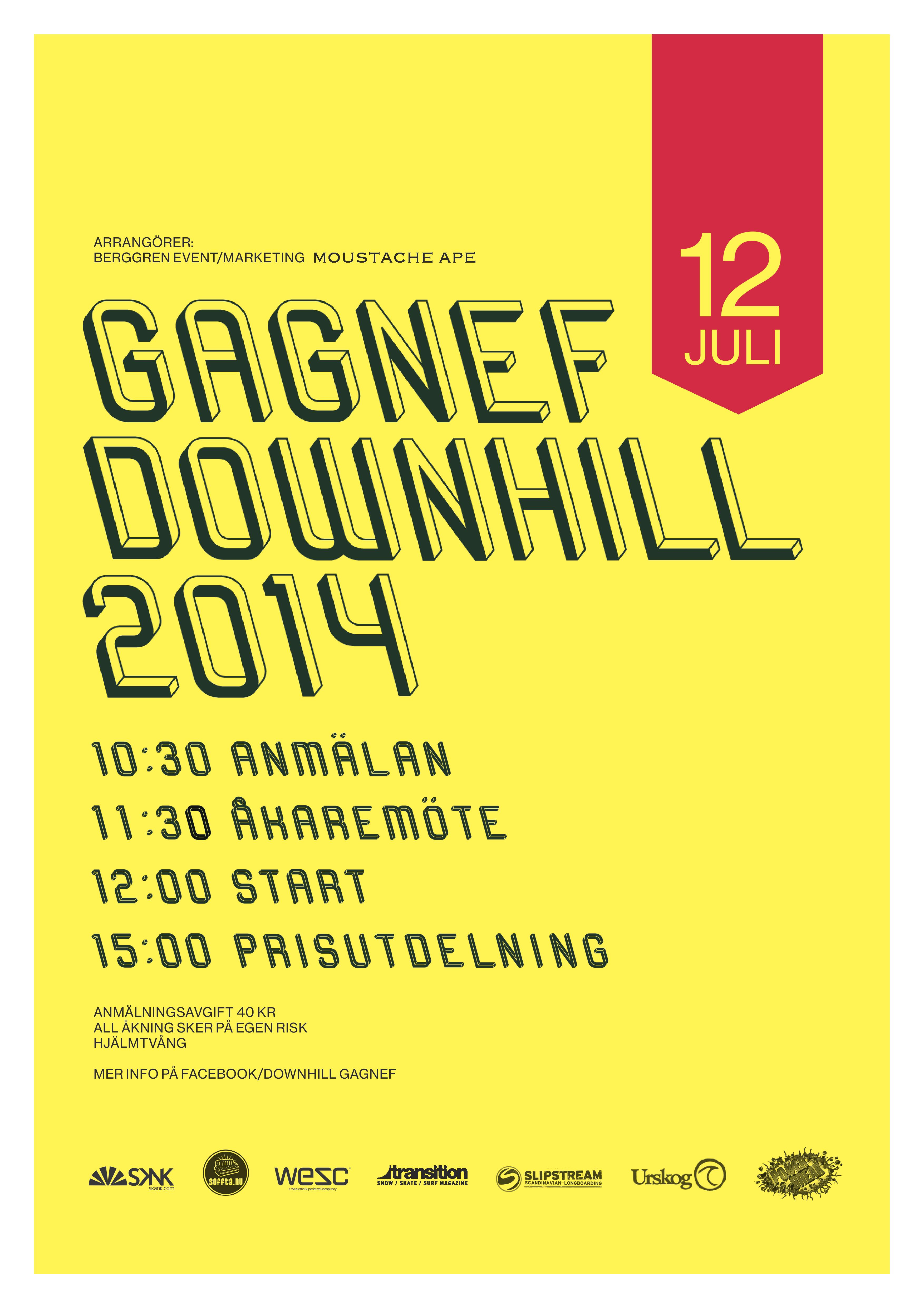 GAGNEF DOWNHILL